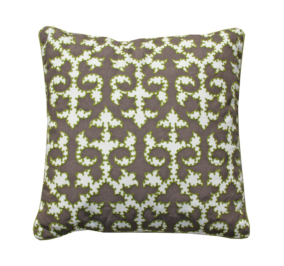 Calm Green Cushion