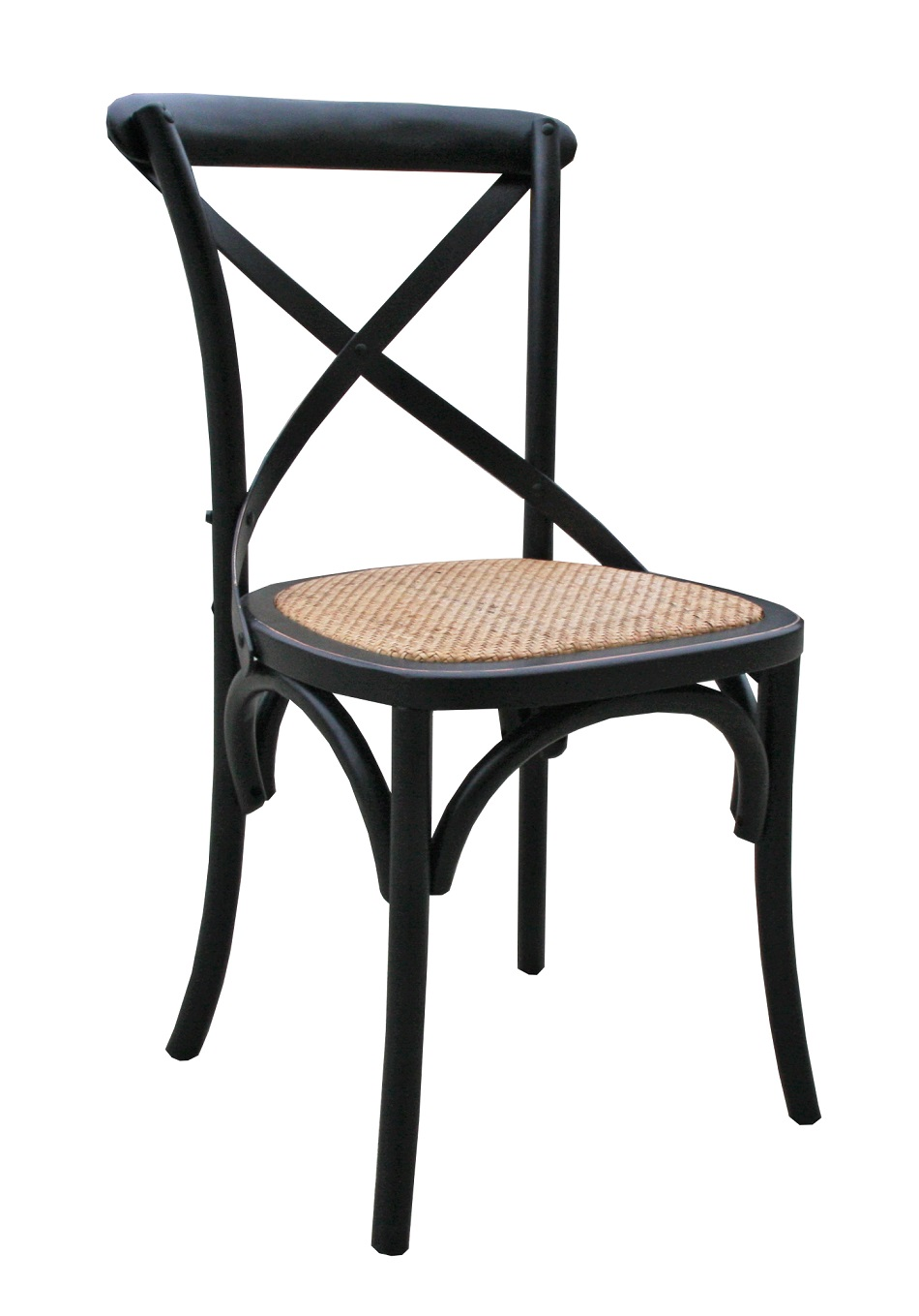 Bella Dining Chair Black