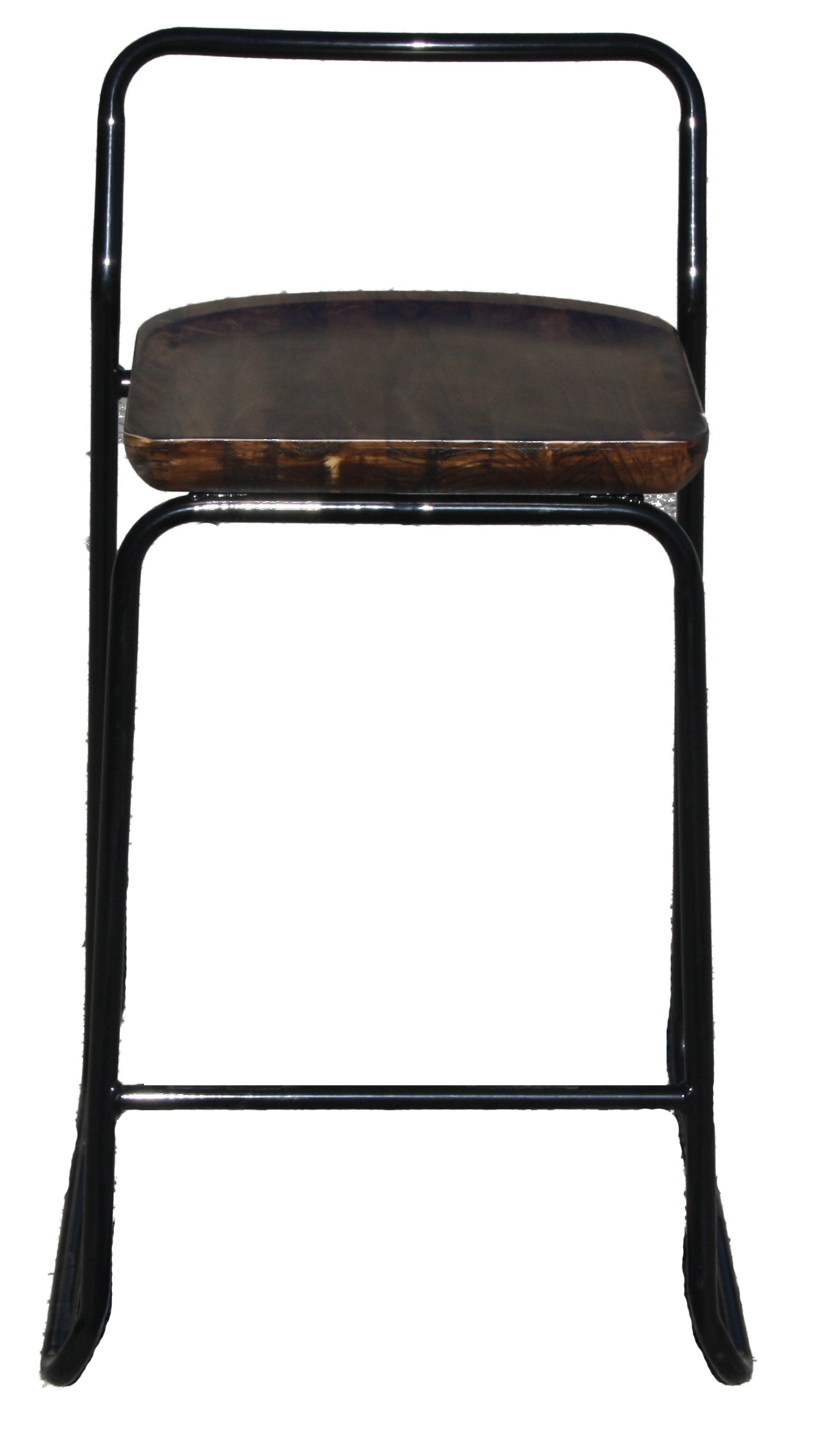 Albert Bar Stool - Black
