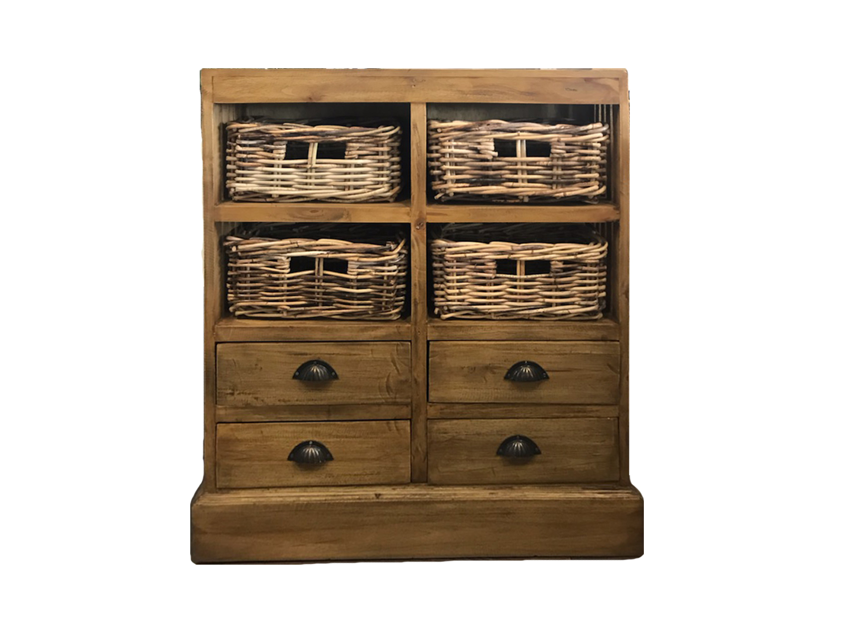 Genice Drawers Natural