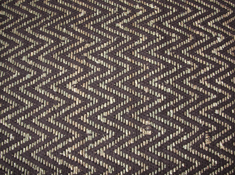 Ermelo Hemp/Cotton Herringbone Rug 120 x 180