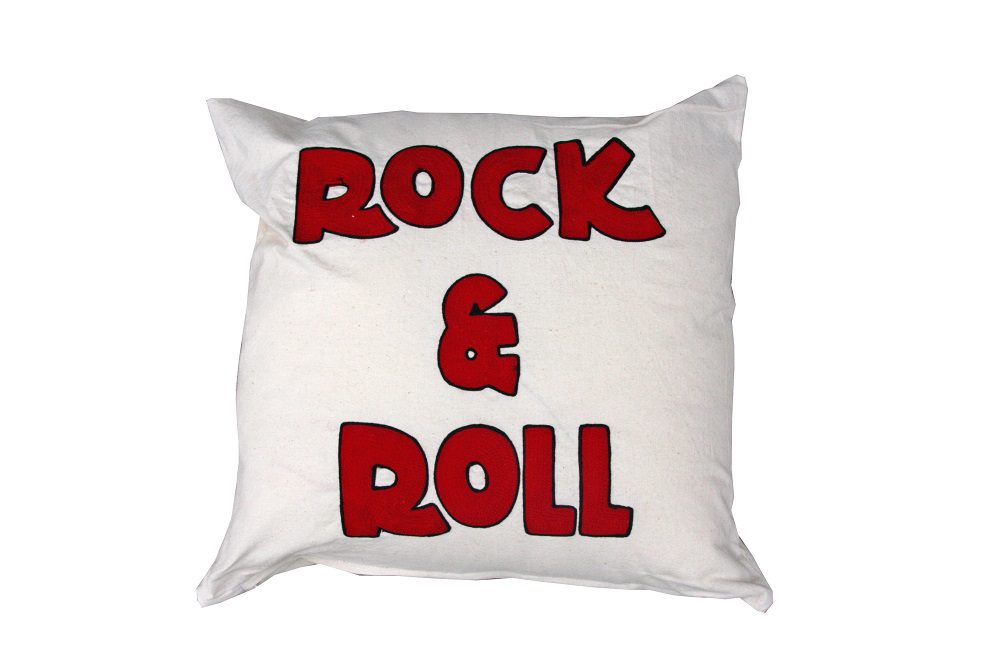 Cushion - Rock & Roll 45 x 45
