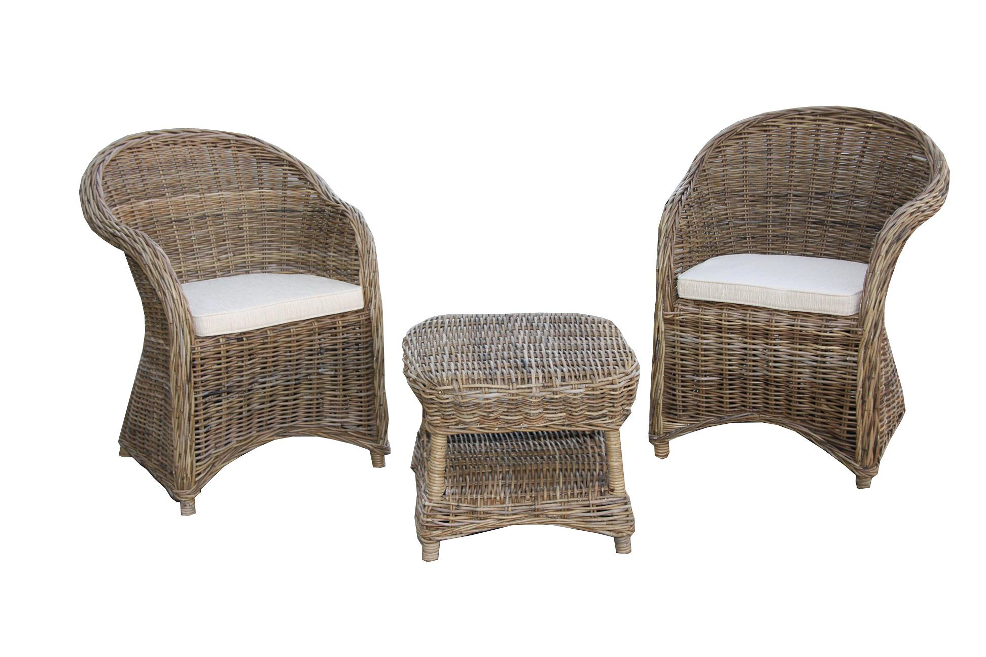 Batavia 3 Piece Balcony Set