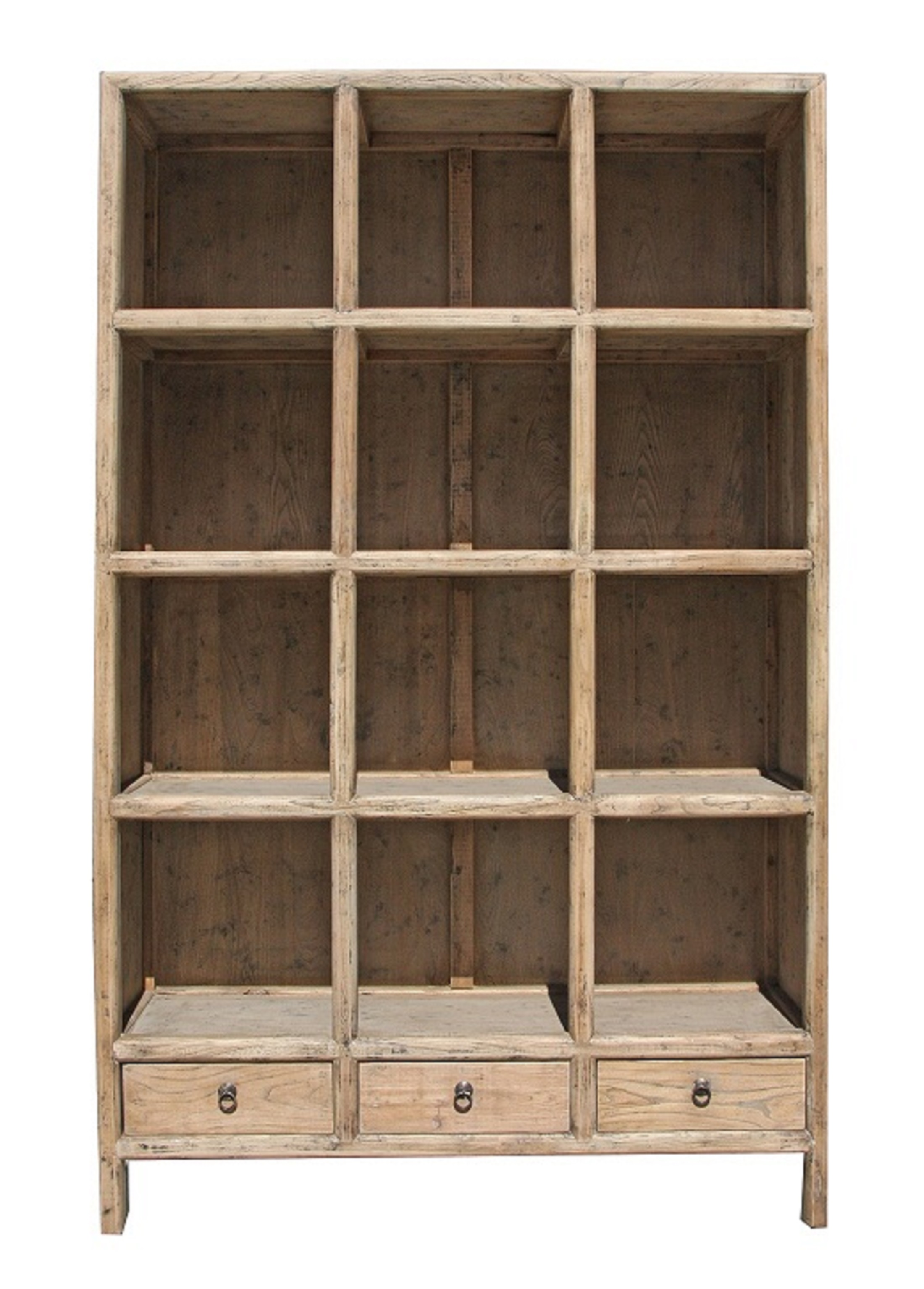 Bordeaux Cube Display Unit